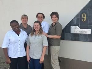 lokale vertegenwoordiger namibie