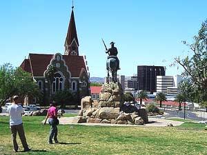 namibie windhoek town