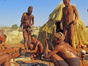 namibie bushmen
