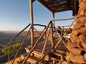 namibie reis grootberg