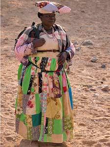 Namibië cultuur