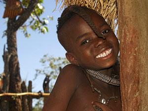 Dus zo leven de Himba's