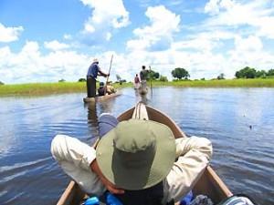 Namibie Botswana rondreis - Mokoro
