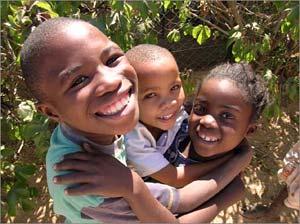 namibie goededoel kids
