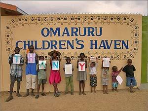 namibie goededoel