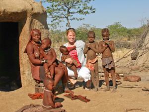 himba's namibie reizen