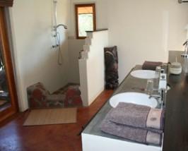 waterberg badkamer namibie