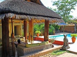 windhoek comfort zwembad