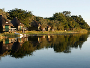 caprivi safaritent botswana