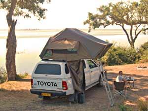 huurauto namibie botswana