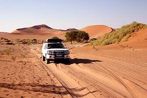 Vakanite Namibië