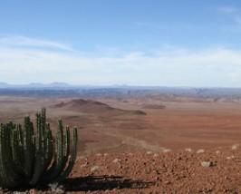 damaraland onderweg namibie
