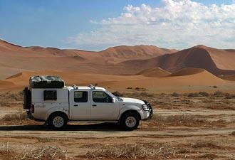 doublecap woestijn namibie