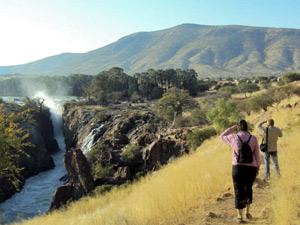 epupa watervallen namibie