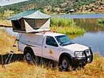 namibie autohuur Nissan singlecabtent