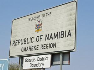 namibie botswana reis verkeer