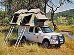 nissan doublecab tent