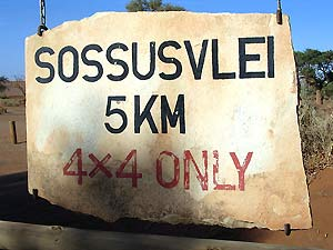 vakantie nambie reis sign