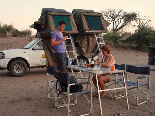 wheeldrive campsite