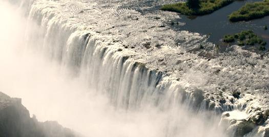 Victoria Falls - Namibië rondreizen