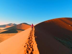 Naar Namibië op vakantie - Sossusvlei