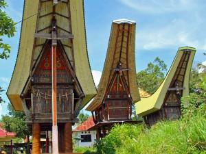 Tana Toraja's rituelen