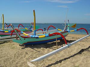 bali reis sanur indonesie
