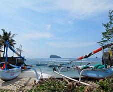Ongerepte oostkust van Bali