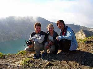 rondreis indonesie kelimutu vulkaan