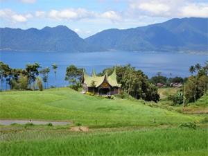 minangkabauers huisstijl indonesie