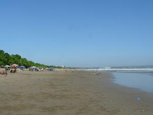 vulkanische stranden bali indonesie