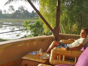 rondreis bali rijstvelden Indonesie