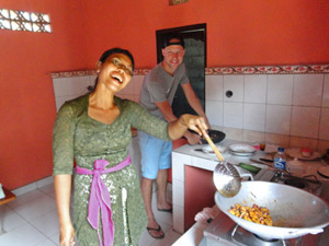 Bali reis koken indonesie