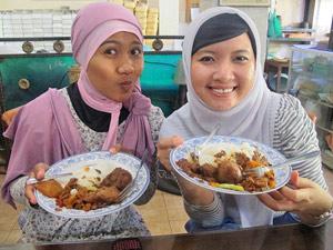 beleving eten java indonesie