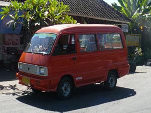 bemo indonesie