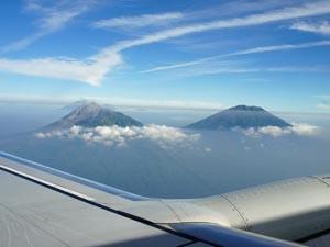 indonesie vervoer binnenlandse vlucht