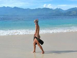Lombok - Senggigi snorkelen