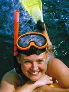 snorkelen bij bunaken indonesie