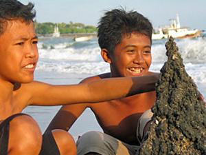 pemuteran strand jongens bali