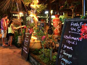 Bali Lovina - Restaurant