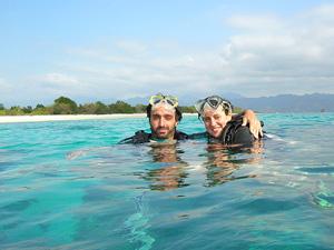 eiland gili duiken indonesie