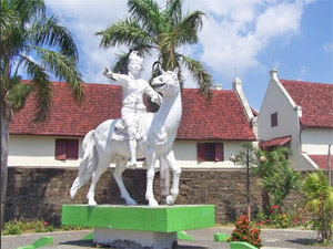 fort rotterdam makassar indonesie