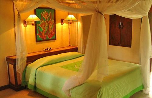 slaapkamer pemuteran rondreis indonesie