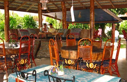 samosir hotel sumatra indonesie