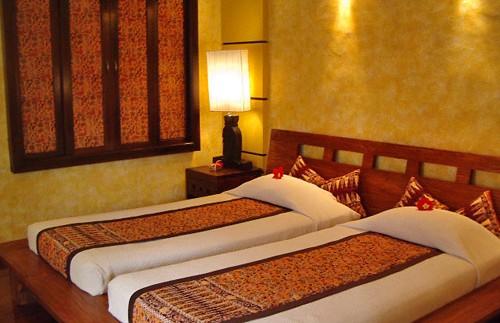 slaapkamer sanur rondreis indonesie
