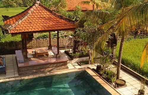 zwembad ubud rondreis indonesie
