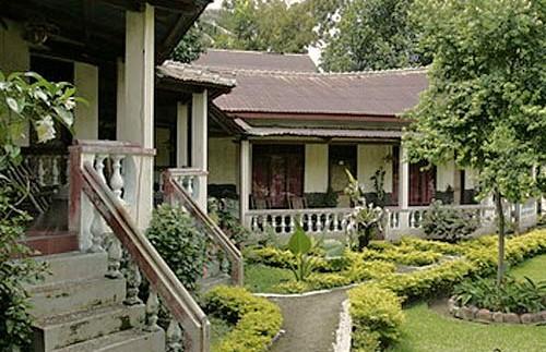 cottage bukitlawang rondreis indonesie