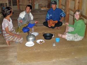 gastgezin toraja indonesie