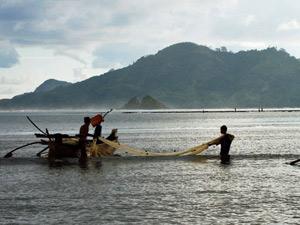 vissers rondreis indonesie