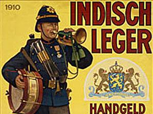 indonesie geschiedenis leger